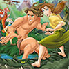 Play Tarzan And Jane Jungle Jump